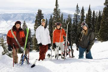 Ski or Snowboard Day Trip from New...