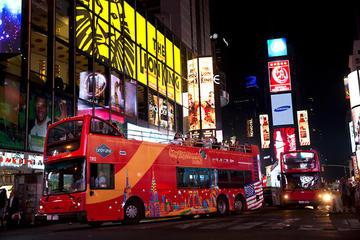 Tour notturno di New York