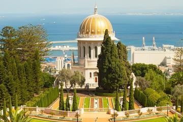 Galilee Nazareth Haifa Jaffa Tour from Tel Aviv