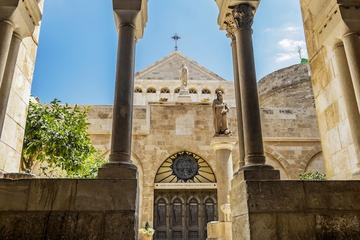 Galilee Nazareth Tiberias Tour from...