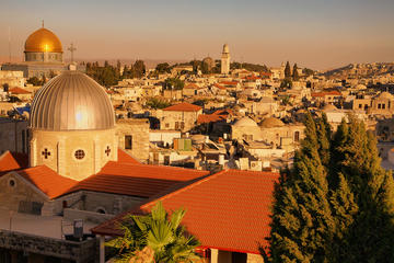 Jerusalem Afternoon Tour from Ben Gurion Airport