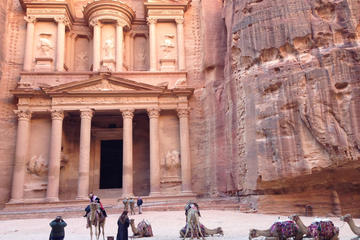 Recorrido de un día a Petra desde Eilat
