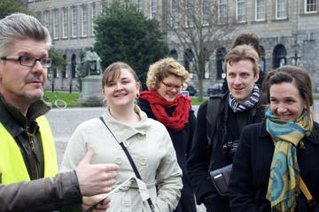 Dublin Historical Walking Tour