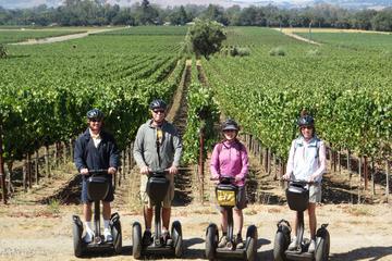 Book Sonoma County Wine Segway Tour on Viator