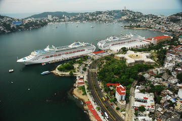 Acapulco Shore Excursion: Half-Day City Tour
