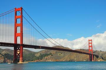Cruzeiro de ponte a ponte em San Francisco