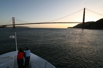 Zonsondergangcruise in de Baai van San Francisco