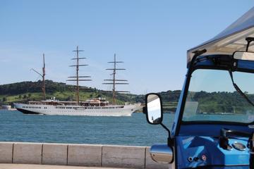Excursion à Belem en Tuk Tuk au départ de Lisbonne