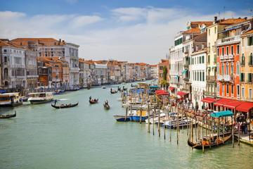 Billets coupe-file: Venise en une journée avec promenade en bateau