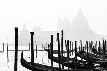 Excursão a pé sobre fantasmas em Veneza