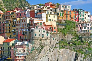Halvprivat dagstur till Cinque Terre från Florens
