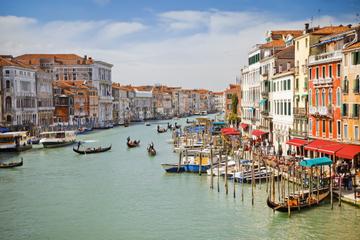 Saltafila: Venezia in un giorno compreso tour in motoscafo