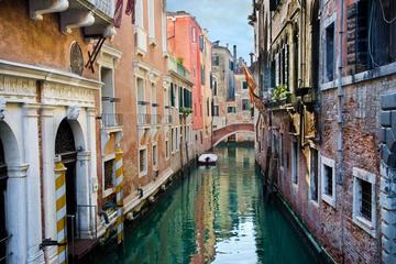 Tour a piedi di mezza giornata della Venezia nascosta con mercato di