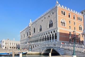 Venedig Super Saver: Keine Warteschlange: Dogenpalast und Markusdom...