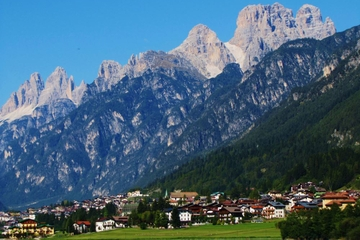 Veneza Super Supereconômica: Viagem de um dia para as Montanhas...