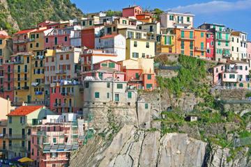 Viagem diurna para grupos pequenos até Cinque Terre saindo de Florença
