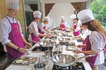 小グループでの四川料理博物館半日ツアー、料理教…