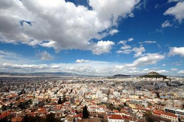 Anafiotika and the Mythical Hills of Athens Walking Tour
