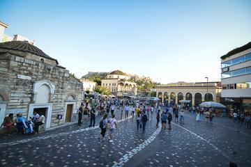 Athens Highlights Morning Tour