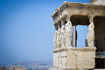 Athens Mythology Tour with Acropolis and Ancient Agora