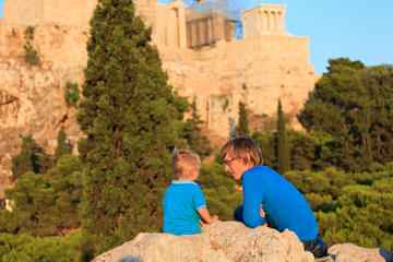 Play & Learn in the Ancient Agora of Athens