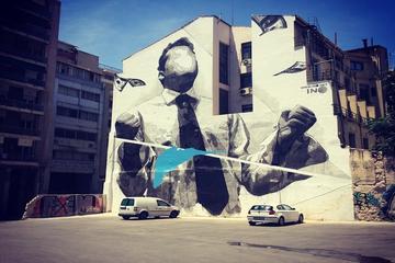Private Athens Street Art Walking Tour