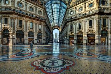 Balade dans la Milan historique le...