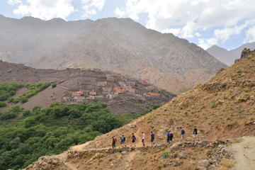 3-Day Atlas Mountains and Berber...