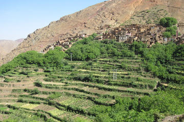 Overnight Hike in the Berber Villages...