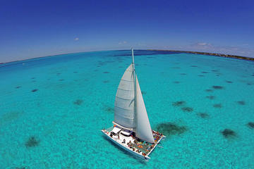 Catamaran Adventure in Cancun
