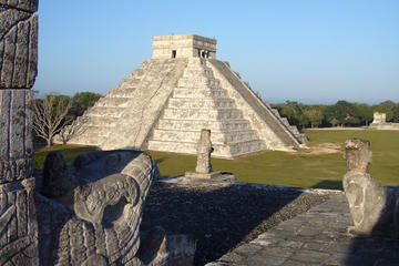 Chichen Itza with Lunch and Cenote from Riviera Maya