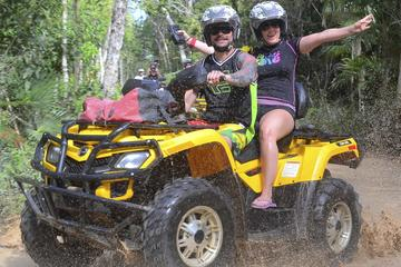 Experience in Cancun Aboard a 4x4  Off-Road