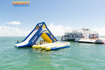 Book Watersports Partyboat on Viator