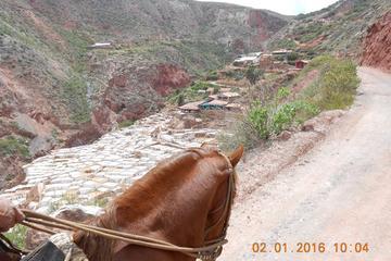Passeio a cavalo em Cusco: Vale Sagrado dos Incas