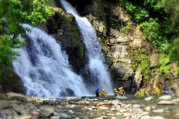 Mulguri Waterfalls Tour and Horseback Riding in Manuel Antonio