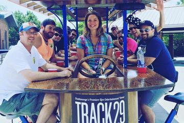 Book Chattanooga Pedaling Bar Tour on Viator