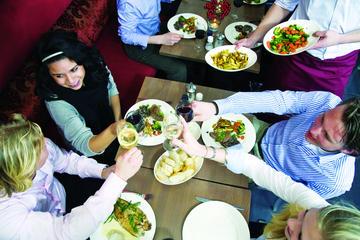 Wandeltocht met Iers eten in Dublin