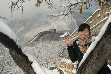 Beijing Half Day Tour To Mutianyu Great Wall With Cable Way Up and Toboggan Down