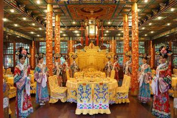 Beijing Imperial Dining Experience at Bai Jia Da Yuan Restaurant...