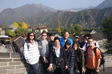 Beijing Mutianyu Great Wall Group Tour including Lunch