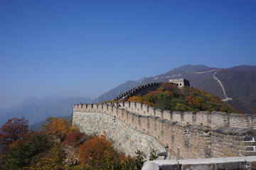 Private Day Tour: Mutianyu Great Wall And Summer Palace