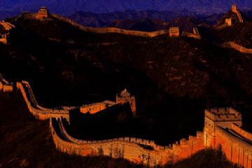 Private Day Tour: Unrestored Great Wall Gubeikou to Jinshanling...