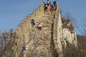 Private Huanghuacheng and Mutianyu Great Wall Day Tour