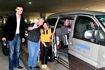 Private One Way Transfer Service: Between Hotel and Airport In Beijing
