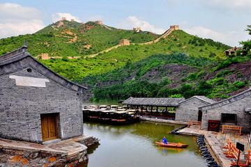 Private Transfer To Simatai Great Wall And Gubei Water Town