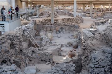 Santorini Archaeology and Wine...