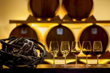 Santorini Wine Roads Tour with Wine...