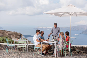 Santorini Wine Roads Tour with Wine Tastings