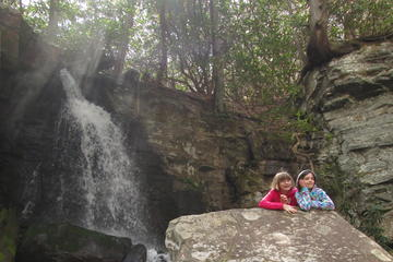 Day Trip Hidden Cascade Hike in Great Smoky Mountains from Gatlinburg near Gatlinburg, Tennessee