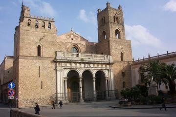 Tour di mezza giornata a Monreale da Palermo